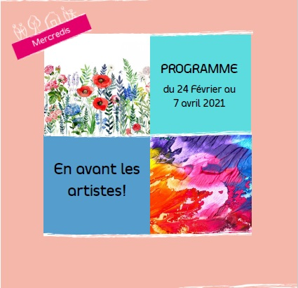 ALFA3A programme des Mercredis