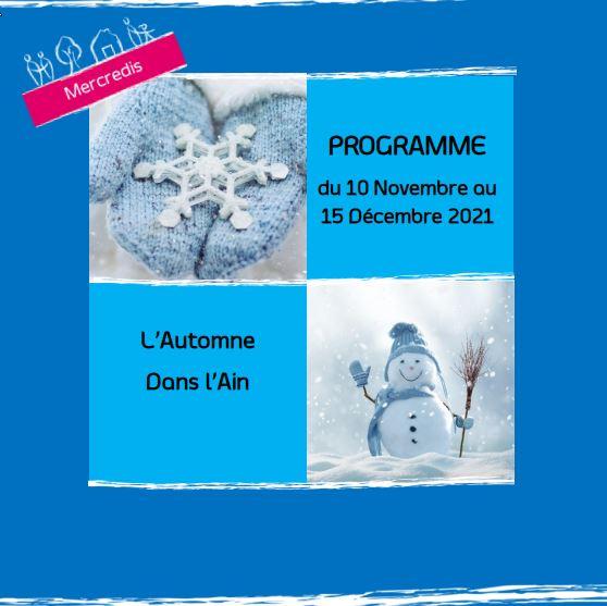 Programmes ALFA3A -Cliquez sur l'Image